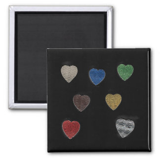 Colours of Love Magnet