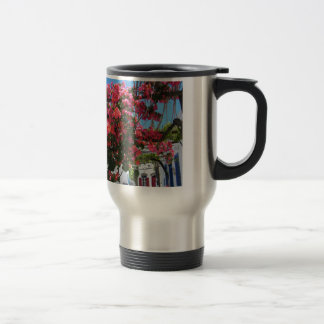 Colours of Nyssiros Travel Mug