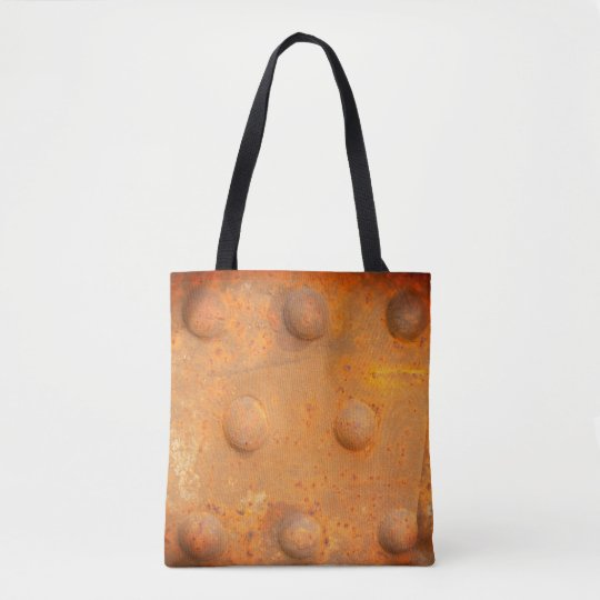 Colours of Rust 07.2, Rust-Art Tote Bag
