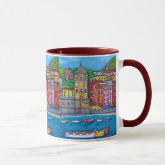 Colours of Vernazza Coffee Mug