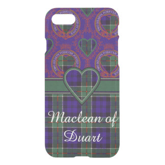 Colquhoun clan Plaid Scottish tartan iPhone 7 Case