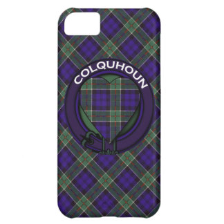 Colquhoun Scottish Tartan iPhone 5C Cover