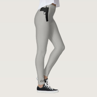 Colt 1911 Active Denial Print 45 ACP Leggings