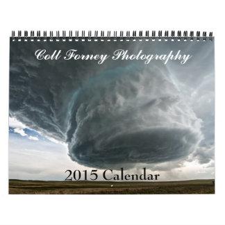 Colt Forney Photography 2015 Calendar