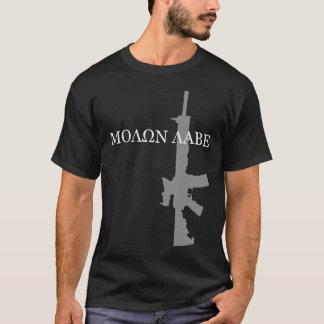Colt M4A3 - MOLON LABE T-Shirt