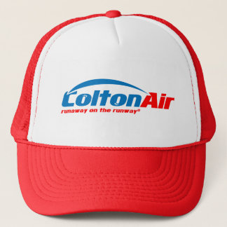 Colton Air: Runaway on the Runway Trucker Hat