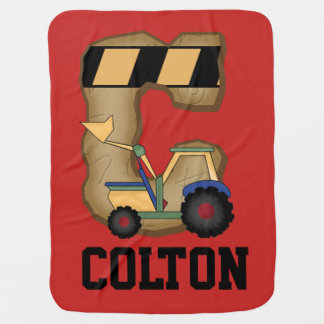 Colton's Personalized Gifts Baby Blanket