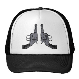 Colts gun pistols pistols trucker hats