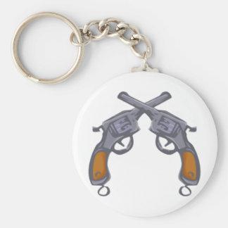 Colts gun pistols pistols keychains