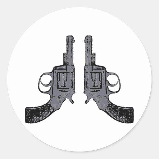 Colts gun pistols pistols stickers