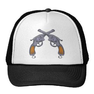 Colts Revolver Pistolen pistols Baseballkappen