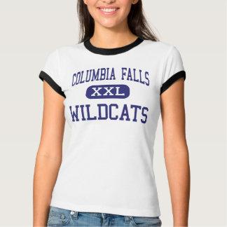 Columbia Falls Wildcats Columbia Falls T-Shirt
