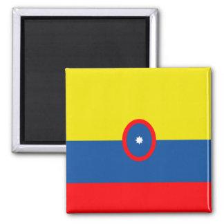 Columbia Flag Magnet