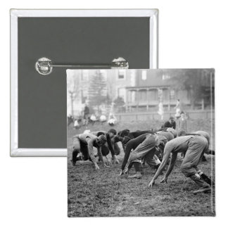 Columbia Football 1908 Buttons