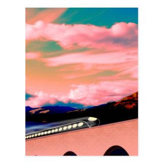 Columbia Gorge Express Postcard