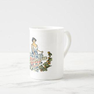 Columbia Pale Beer Tea Cup