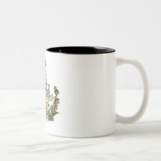 Columbia Pale Beer Two-Tone Coffee Mug
