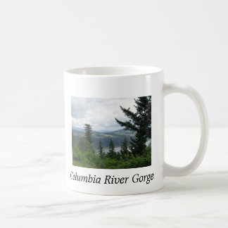 Columbia River Gorge coffee mug