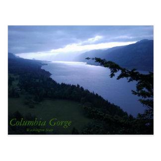 Columbia River Gorge Postcard