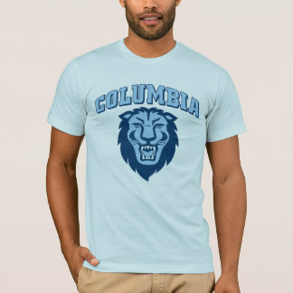Columbia University   Lions T-Shirt