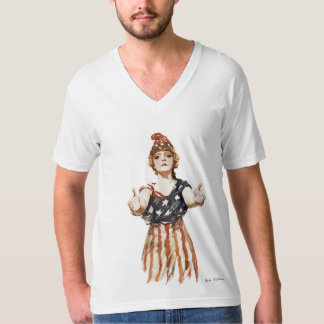 Columbia with Outstretched Arms T-Shirt