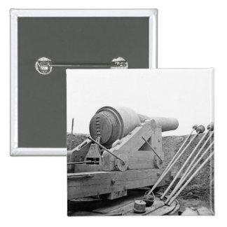 Columbiad Gun 1865 Button