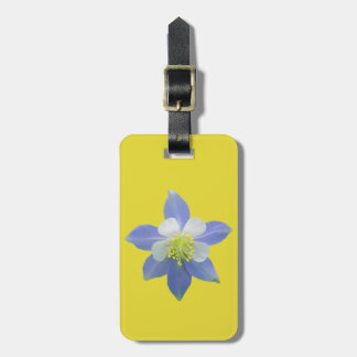 Columbine 2 luggage tag
