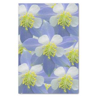 Columbine 2 tissue paper