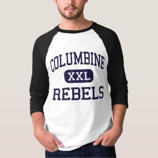 Columbine - Rebels - High - Littleton Colorado T-Shirt