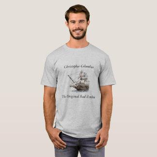Columbus Bad Hombre T-Shirt