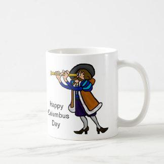 Columbus Day Mug