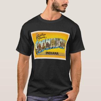 Columbus Indiana IN Old Vintage Travel Souvenir T-Shirt