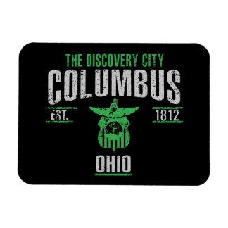 Columbus Magnet
