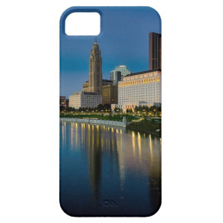 Columbus Night Skyline Case For The iPhone 5