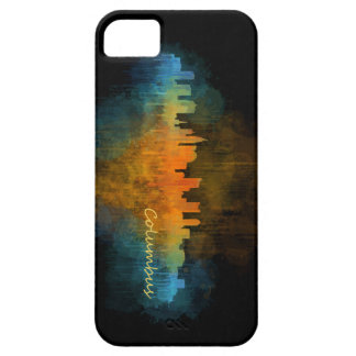 Columbus Ohio, City Skyline, v4 iPhone 5 Covers