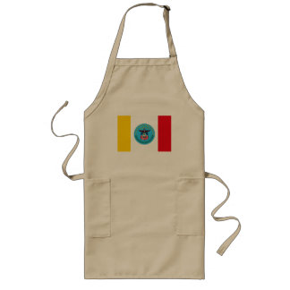 Columbus Ohio Flag Apron
