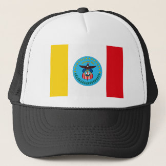 Columbus Ohio Flag Hat