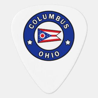 Columbus Ohio Guitar Pick