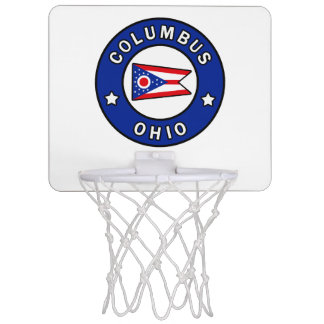 Columbus Ohio Mini Basketball Hoop