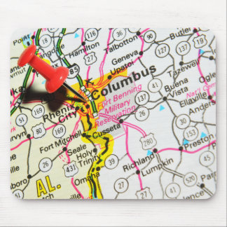 Columbus, Ohio Mouse Pad