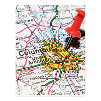 Columbus, Ohio Postcard