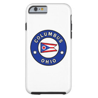 Columbus Ohio Tough iPhone 6 Case