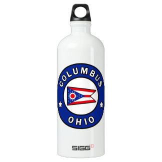 Columbus Ohio Water Bottle