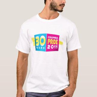 Columbus Pride 2011 Official T-Shirt