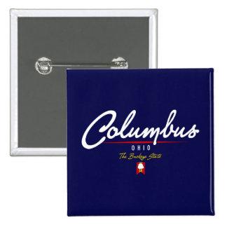 Columbus Script Buttons
