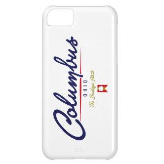 Columbus Script Case For iPhone 5C