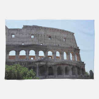 Colusseum, Rome, Italy Kitchen Towel