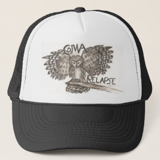 Coma Relapse Trucker Hat