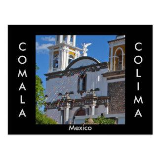Comala, Colima, Mexico Postcard