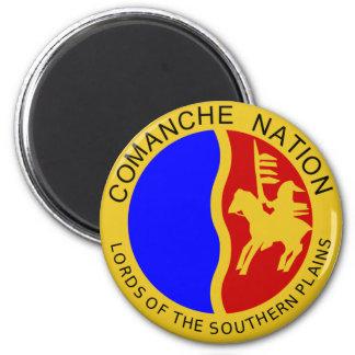 Comanche Nation Flag Magnet